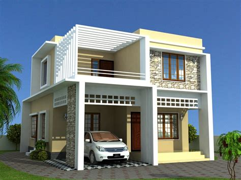 Modern Home Design Cost | home design low cost house plans kerala model home plans