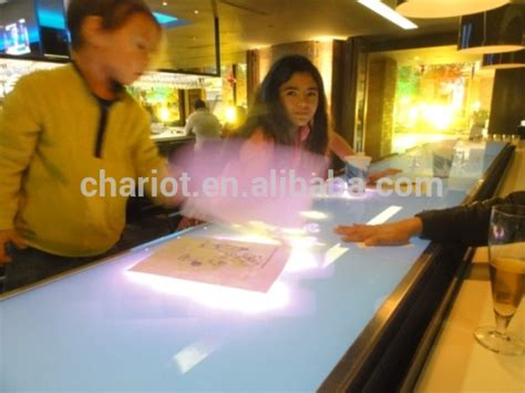 Interactive Bar Top by Magic Chariottech Interactive Counter Bar Top Best Price