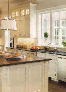 Wood Kitchen Countertops by Design Dump White Kitchen Wood Countertops