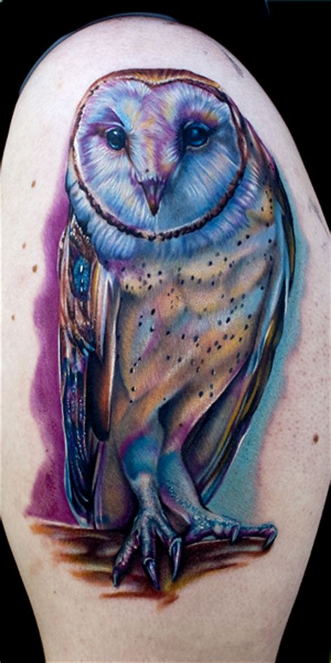 tattoo barn owl 40 beautiful owl tattoo design entertainmentmesh