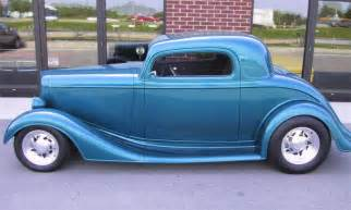 1935 Chevrolet Coupe 1935 Chevrolet 3 Window Outlaw Rod Coupe 15787
