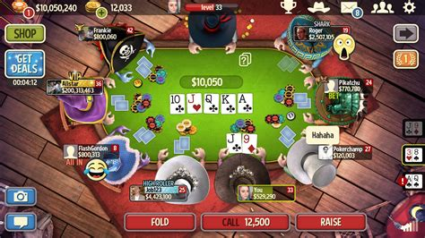 governor  poker  texas holdem casino   android apk