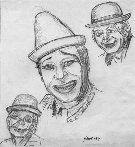 imagenes para dibujar a lapiz de payasos dibujos a lapiz de payasos cholos imagui
