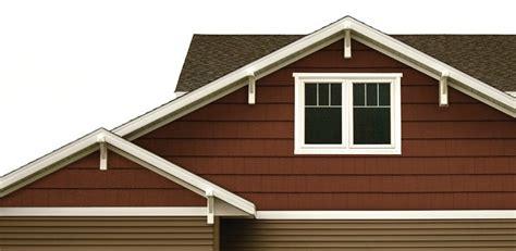Shingle Gable Roof Guide To Exterior House Siding Colorado Springs Contractor