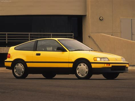 honda civic crx si 1988 pictures information amp specs