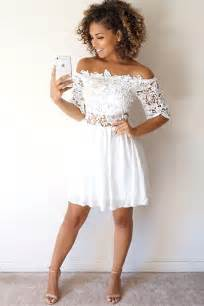 best 25 white graduation dresses ideas on pinterest