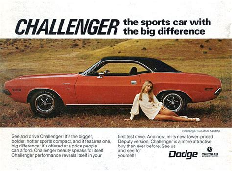 1970 Dodge New Car & Truck Lineup Advertisements