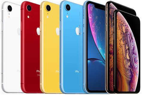 iphone xr vs iphone xs and iphone xs max spec showdown macworld