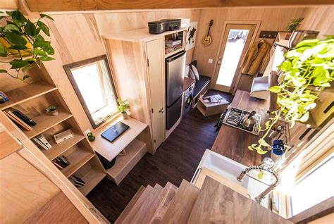 tumbleweed tiny house interior farallon by tumbleweed tiny house company tiny living