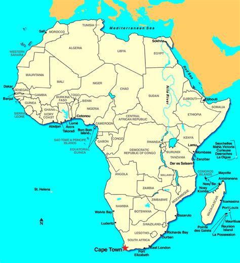 africa map cape of world cruises world cruise cruise world world cruise
