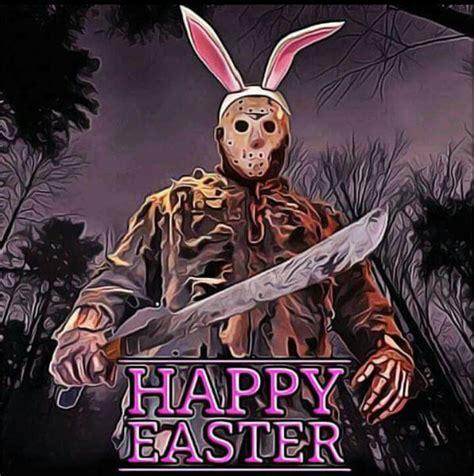 happy easter veckans film easter horror creepy fun pinterest horror movie and