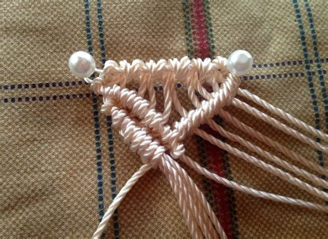 Macrame Finishing Knots - macrame knots