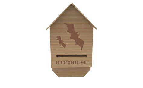 bat house pattern quot modern quot bat house bird bat butterfly houses bird feeders makecnc