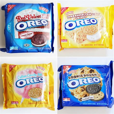 is the newest oreo flavor fried chicken first we feast limited edition oreo flavors popsugar food