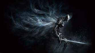 wallpaper black knight dark souls iii games 291