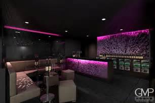 modern bar interior design gmp design