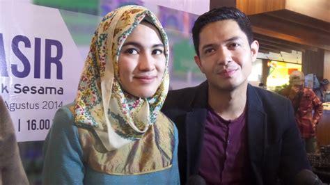 hijab ala alyssa soebandono pasca menikah tutorial
