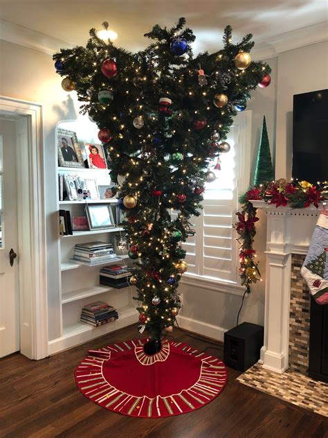 whats    upside  christmas tree houston chronicle