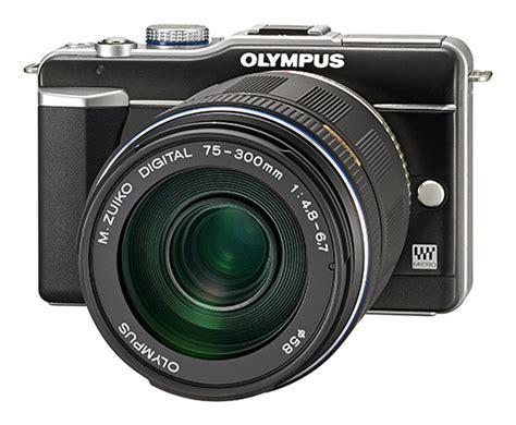 Olympus E P2 Hitam Kit 17mm olympus pen range to get new lenses and black e p2 kit
