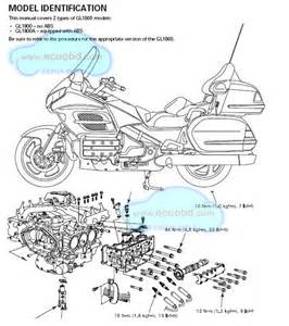 honda gl 1800 a goldwing airbag car tuning