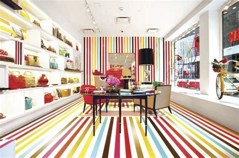 Kate Spade Interior Design by Retail Store Design Stellar Interior Design