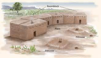 Pueblo Adobe Homes native american adobe houses pueblo i houses