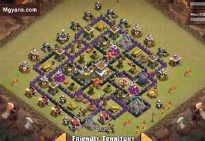 Top 5 th8 4 mortar war base of 2015 clash of clans clash of clans