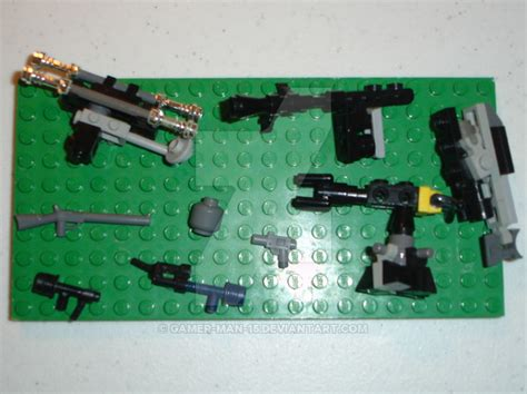 how to build a lego halo weapon rack v2 youtube lego halo human weapons by gamer man 15 on deviantart