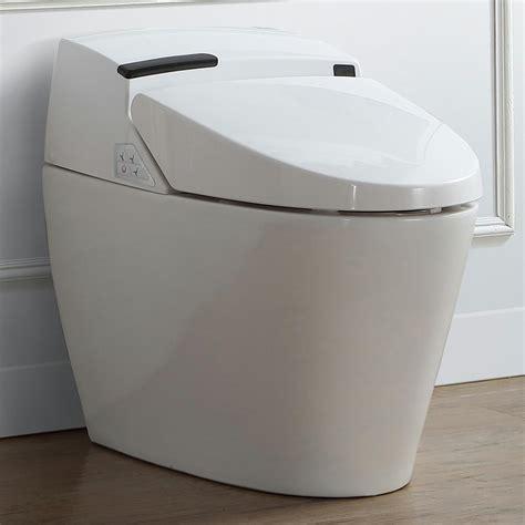 bidet toilet ove decors smart 1 1 6 gpf elongated toilet and