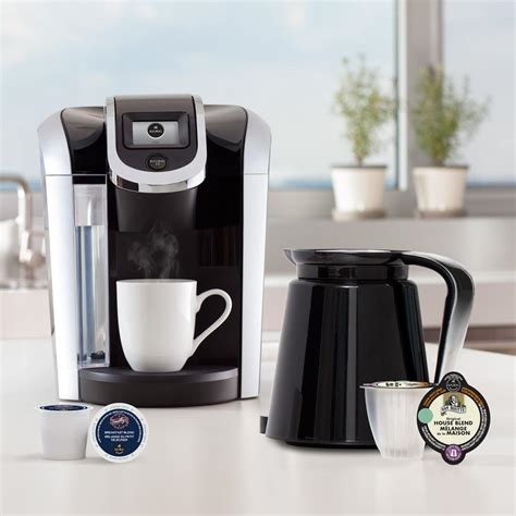 Keurig Coffee Maker keurig 2 0 k400 brewer black single serve coffee maker ebay