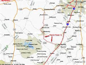 blue wimberley map related keywords blue