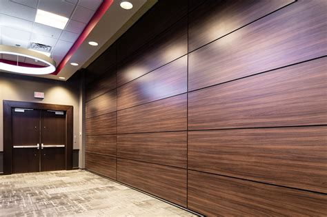 retractable wall skyfold retractable wall systems create flexible spaces
