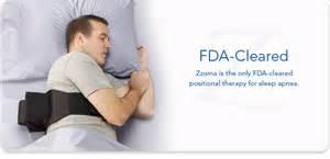 the prescription for positional sleep apnea fda cleared