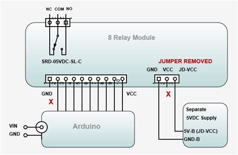 arduino 2 relay module wiring diagrams wiring diagrams