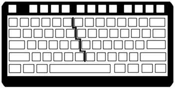 blank keyboard template home row keyboard sjh keyboarding