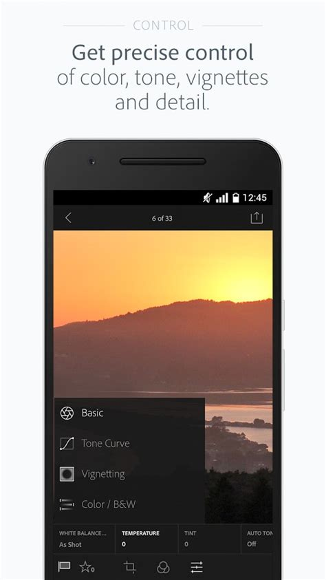 lightroom for android adobe lightroom mobile for android now available for free