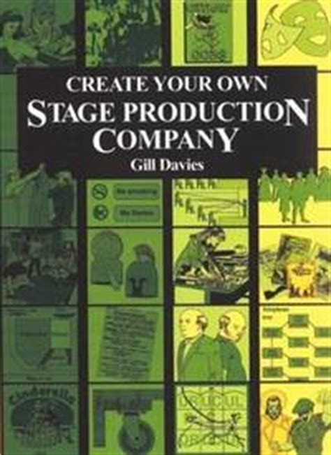 design your own home book create your own stage production company by gill davies