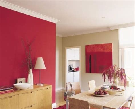 paintright colac red interior colour schemes