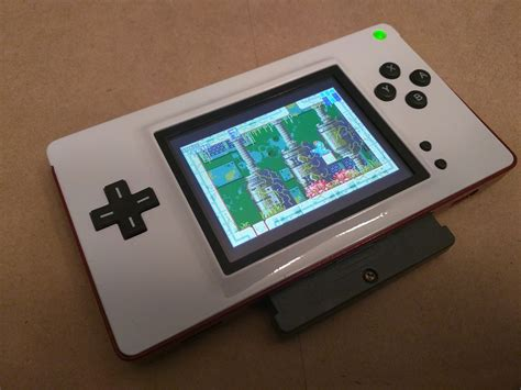 mod gameboy micro ds modded into custom game boy macro gonintendo