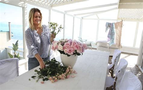 rachel ashwell home rachel ashwell details the flowering of shabby chic style
