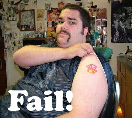 tattoo removal fail fail inverseflux the