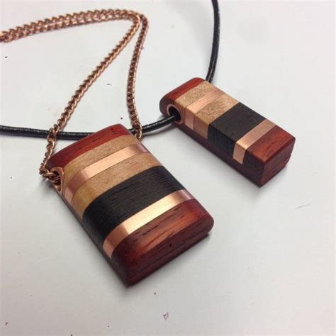 Handmade Wooden Necklaces - handmade wooden pendant places to visit