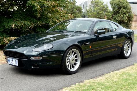 sold aston martin db7 coupe auctions lot 20 shannons