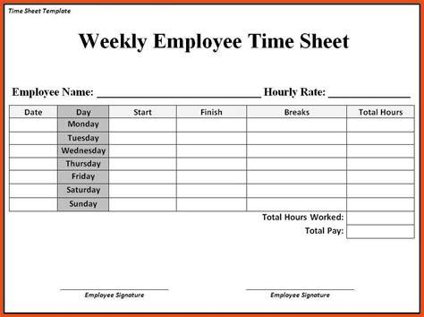 5 free employee timesheet software i love free software weekly timesheet template moa format