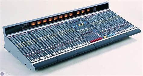 Mixer Allen Heath Gl allen heath gl3300 28 8 4 2 image 330723 audiofanzine