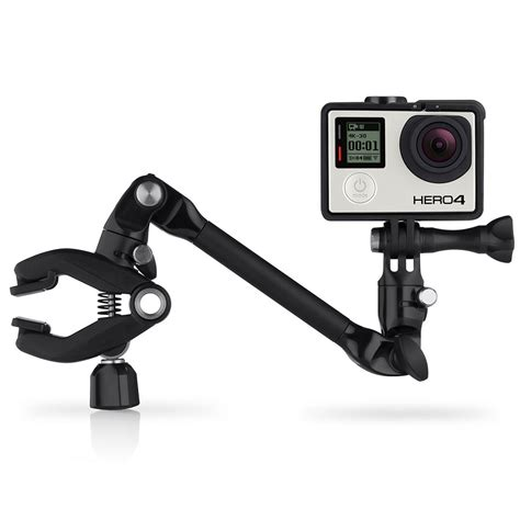 Gopro Xiaomi Bandung the jam adjustable mount for gopro xiaomi yi xiaomi yi 2 4k black jakartanotebook