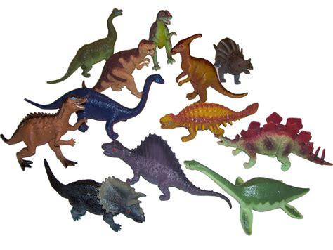 Figure Dinosaurus Set lot of 12 new dinosaur figures jurassic park play