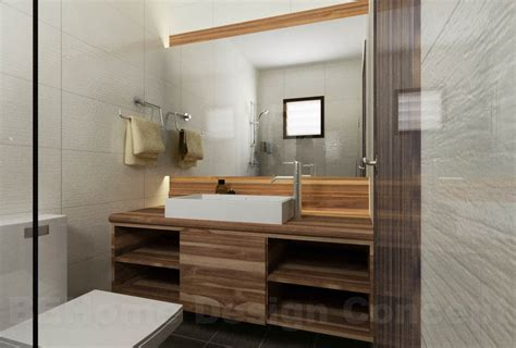 Small Master Bathroom Renovation Ideas - punggol 4 room hdb renovation part 9 day 40 project completed vincent interior blog