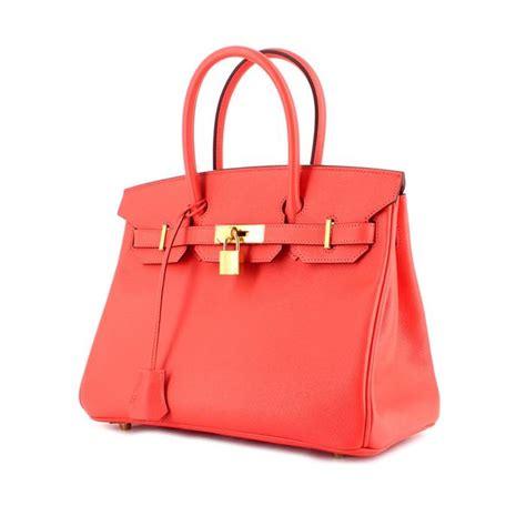 H Rmes Birkin Croco 30 Cm Shocking Pink herm 232 s birkin handbag 323115 collector square