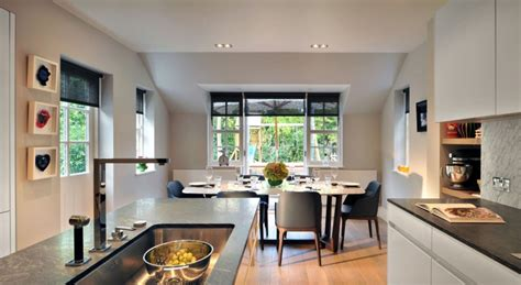 Small Modern Kitchen Ideas maison de charme en angleterre hampstead house